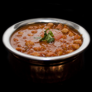 Garbanzo beans - chana masala