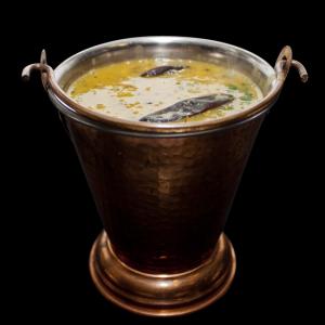 Dal Tadka - Yellow lentil
